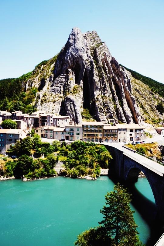 Sisteron Provence