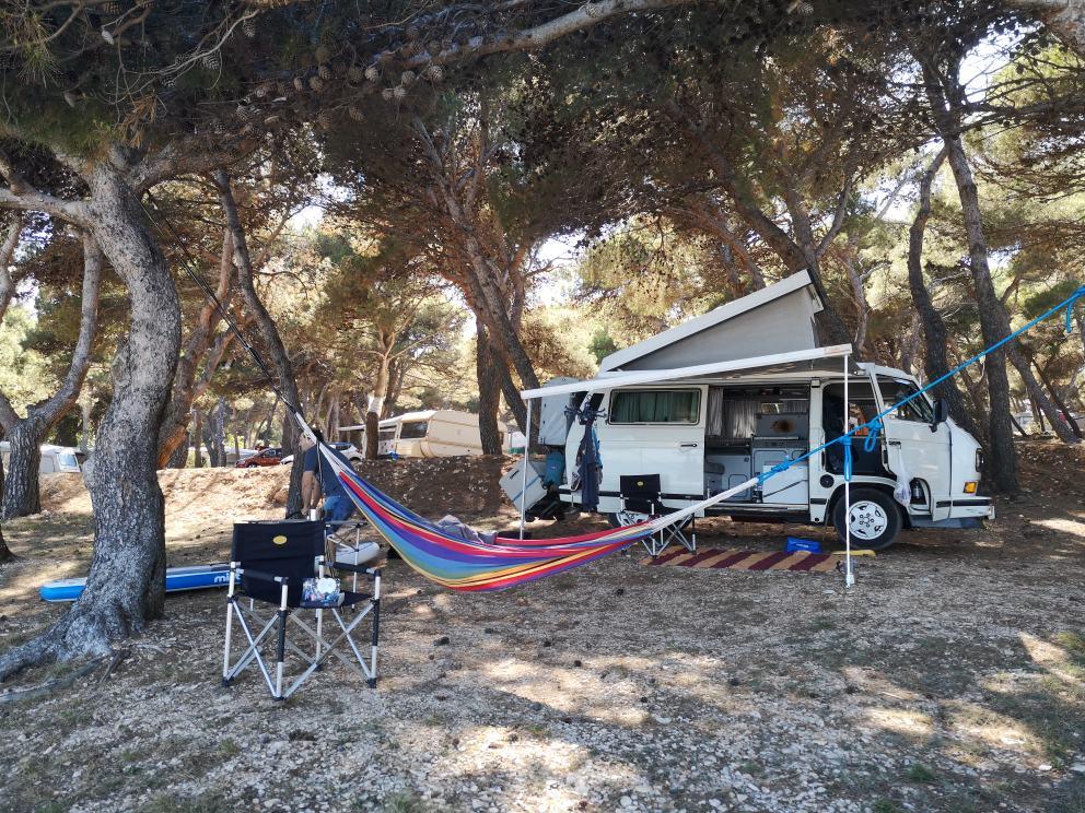 Camping Kroatien Rovinj