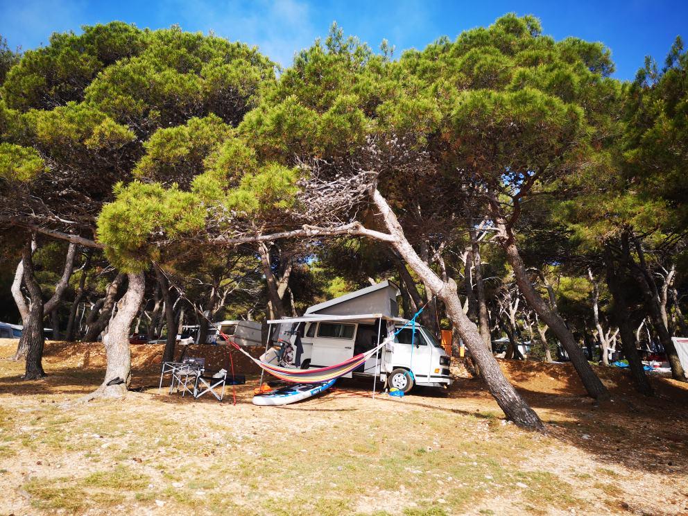 Campingplatz zu Corona Zeiten