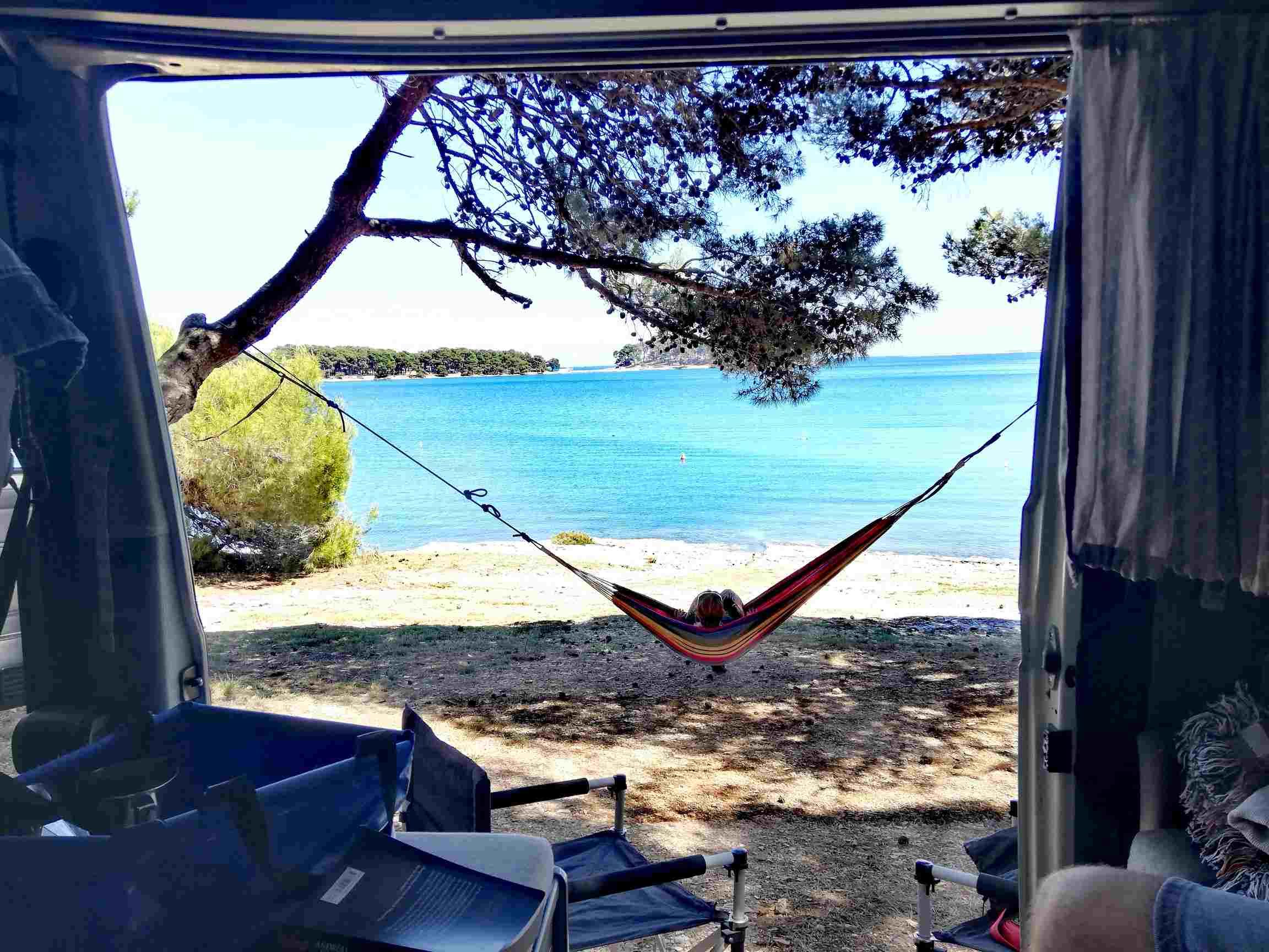 Kroatien Urlaub zu Corona Zeiten mit dem Camper