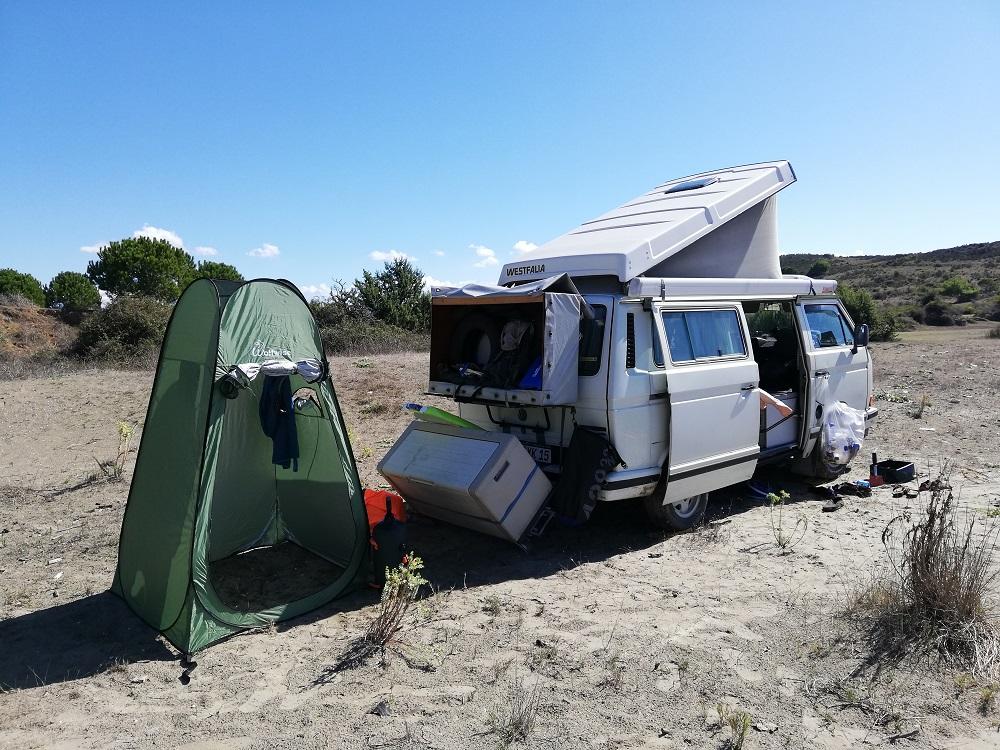 VW Bulli Camping Gadgets