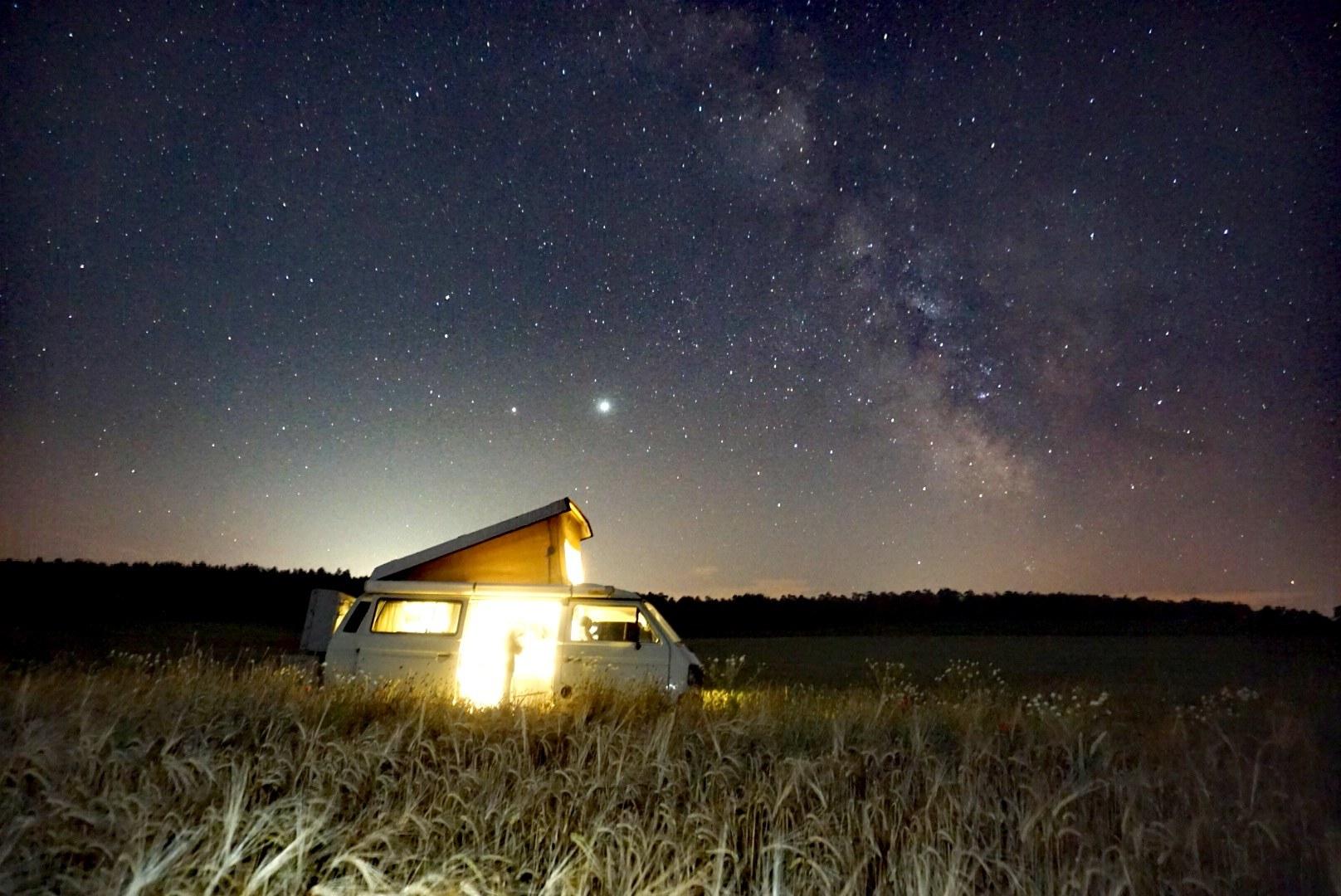Alternative Camping Stellplätze – Landvergnügen in Europa