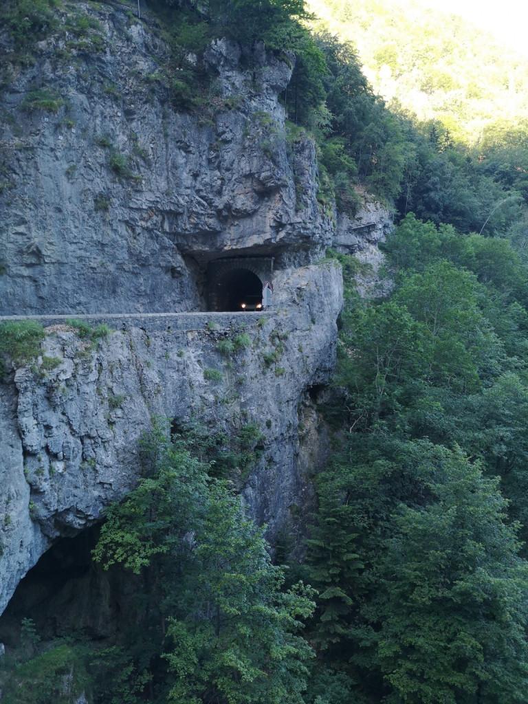 Canyon Französische Alpen Grand