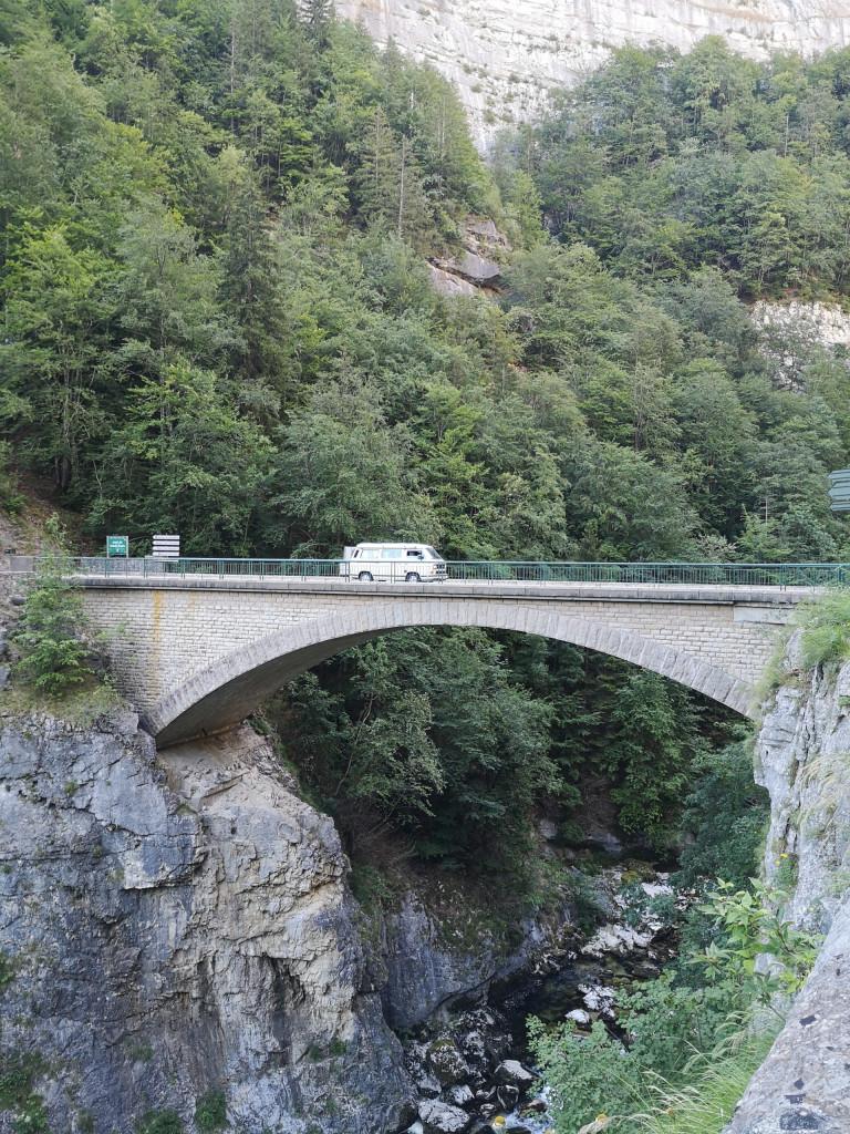 Bulli-Tour durch die Alpen Frankreichs – Route des Ecouges