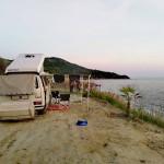Vanlife VW T3 Bulli Albanien