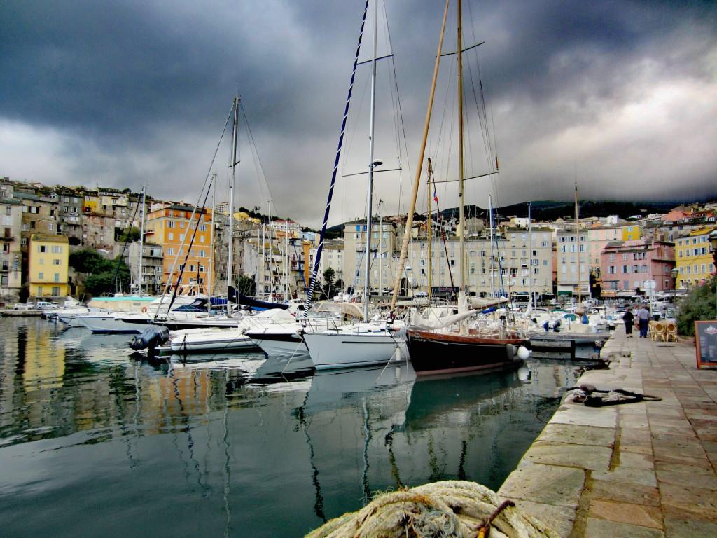 Bastia alter Hafen