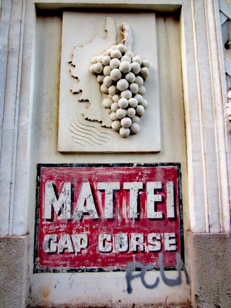 Bastia Mattei Cap Corse