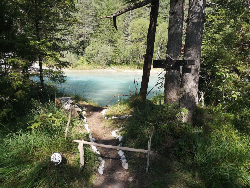 Camp Flake Wickie Naturcamping