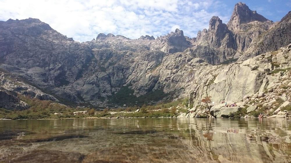 Lac de Melo Restonica Tal
