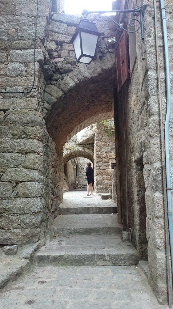 Sartene Korsika Gassen