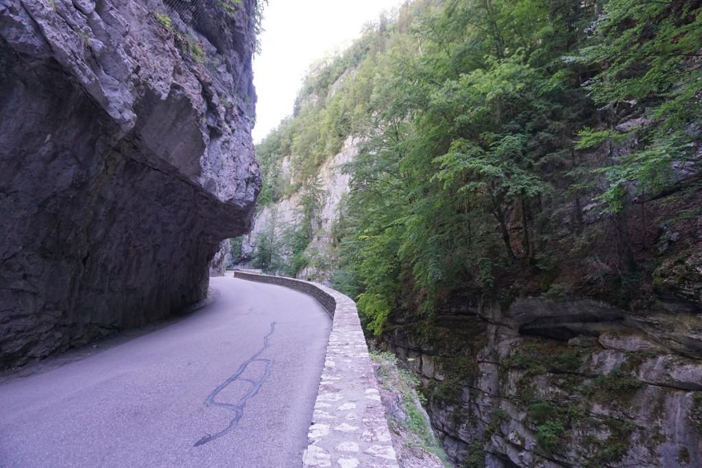 D 531 Bournes Gorges VW T3