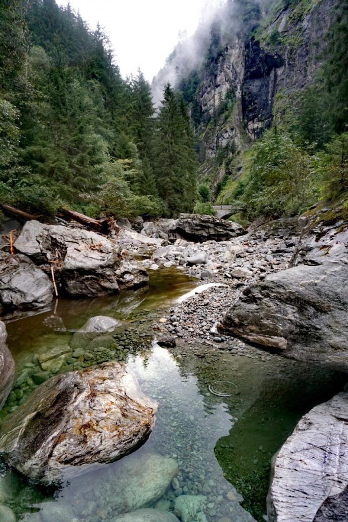 Gumpen Zemmschlucht Zillertal