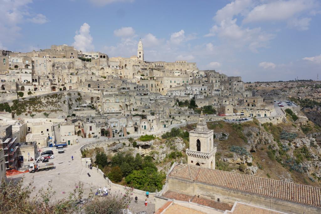 Matera Basilicata Sassi Italien