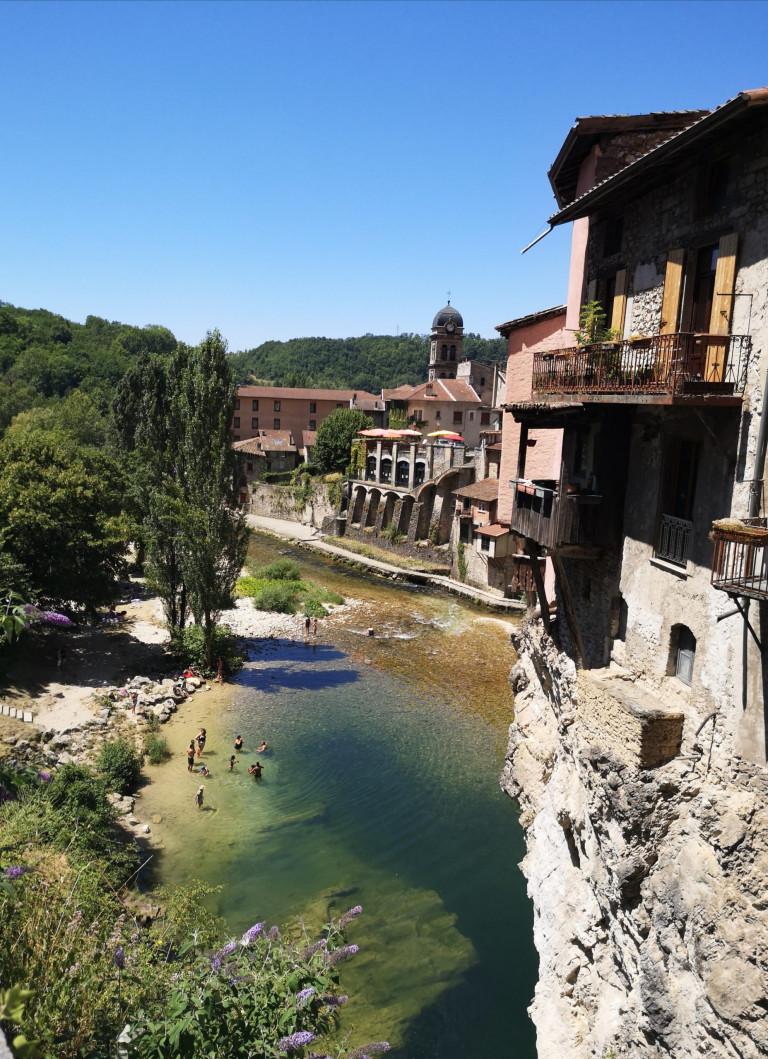 Read more about the article Pont-en-Royans – Ein Tag im französischen Bergdorf